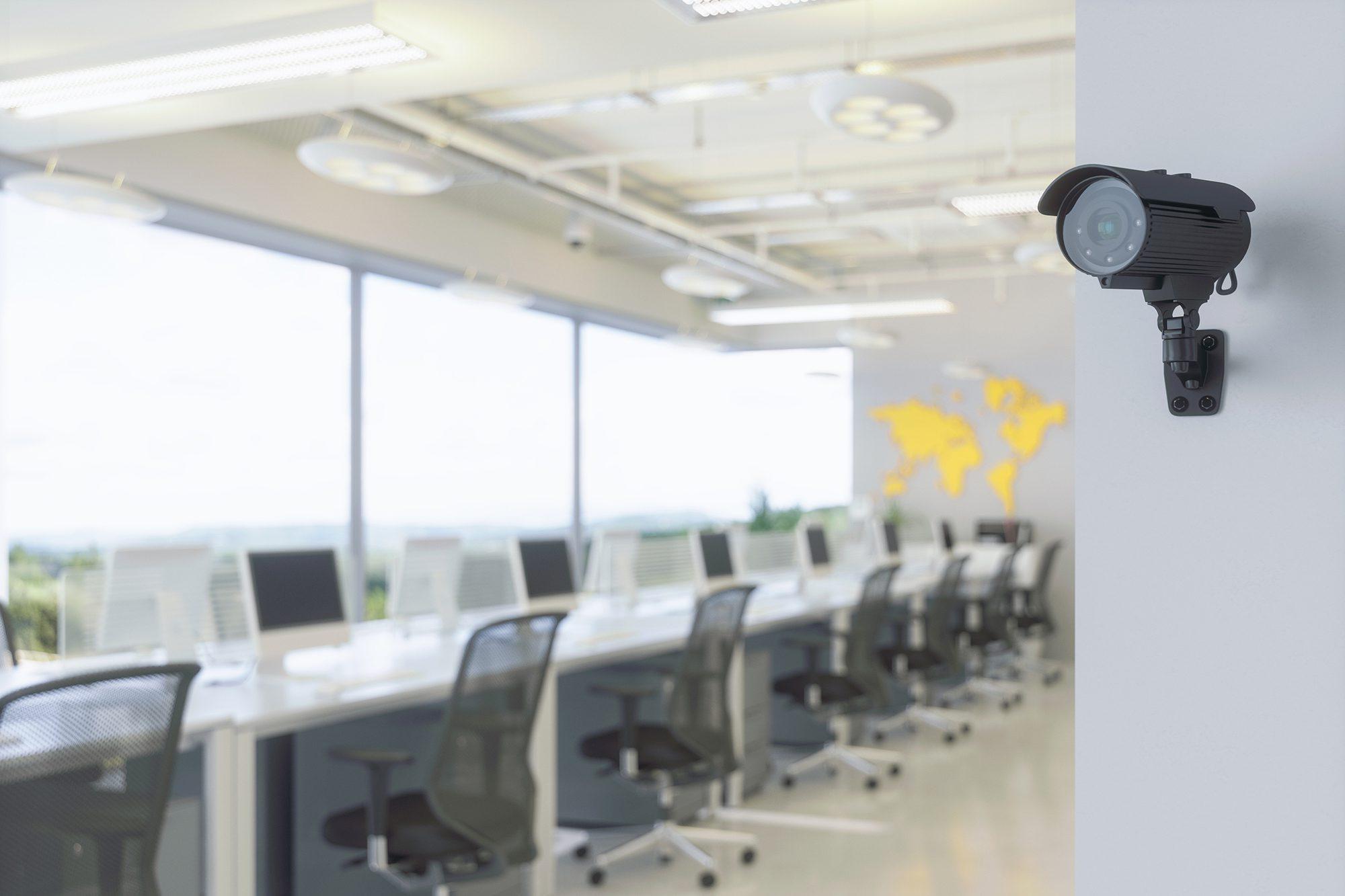 安全摄像系统的利弊
